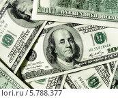 Купить «Доллары США», фото № 5788377, снято 7 ноября 2011 г. (c) Dina / Фотобанк Лори