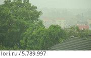 Остров Пхукет в период сезона дождей (2013 год). Стоковое видео, видеограф Roman Likhov / Фотобанк Лори