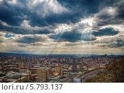 Купить «Ереван», фото № 5793137, снято 16 марта 2014 г. (c) Emelinna / Фотобанк Лори