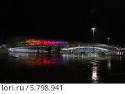 Адлер-арена. Сочи. Олимпиада 2014. Редакционное фото, фотограф Алина Холодова / Фотобанк Лори
