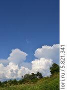 Однажды летом. Стоковое фото, фотограф Михаил Чумаков / Фотобанк Лори