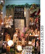 Витрина магазина игрушек (2012 год). Редакционное фото, фотограф Татьяна Чечина / Фотобанк Лори