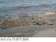 Морской прибой. Стоковое фото, фотограф Валерий Волобоев / Фотобанк Лори