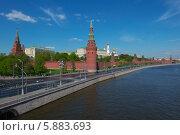 Красная площадь. Стоковое фото, фотограф Юрий Баулин / Фотобанк Лори