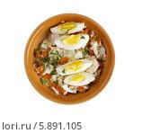 Estofinade - Французская закуска из сушеной трески. Стоковое фото, фотограф Александр Fanfo / Фотобанк Лори