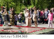 Вечная память (2014 год). Редакционное фото, фотограф Ладнев Владимир Евгеньевич / Фотобанк Лори