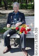 Ветеран (2014 год). Редакционное фото, фотограф Ладнев Владимир Евгеньевич / Фотобанк Лори