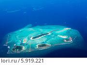 Мальдивские острова. Стоковое фото, фотограф Воевудский Евгений / Фотобанк Лори