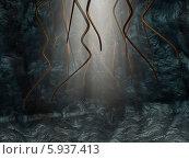 Пещера. Стоковая иллюстрация, иллюстратор Руслан Багаутдиинов / Фотобанк Лори
