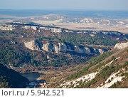 Купить «Крым», фото № 5942521, снято 5 января 2014 г. (c) Сергей Сучилкин / Фотобанк Лори