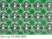 Купить «Электронные печатные платы», эксклюзивное фото № 5943805, снято 27 мая 2014 г. (c) Юрий Морозов / Фотобанк Лори