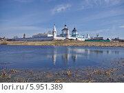 Богородице-Рождественский Бобренев монастырь. Стоковое фото, фотограф Елена / Фотобанк Лори