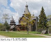 Купить «Музей-заповедник Витославлицы, Великий Новгород», фото № 5975085, снято 9 мая 2014 г. (c) Daria / Фотобанк Лори