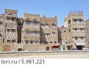 Купить «Йемен, Сана, старый город», фото № 5981221, снято 18 марта 2014 г. (c) Овчинникова Ирина / Фотобанк Лори