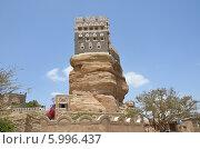 Купить «Йемен, дворец имама в Вади-Дхар в Сане», фото № 5996437, снято 18 марта 2014 г. (c) Овчинникова Ирина / Фотобанк Лори