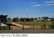 Село Чесма (Челябинская область) Стоковое фото, фотограф Виктор Карпов / Фотобанк Лори