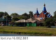Село Чесма (Челябинская область) (2013 год). Редакционное фото, фотограф Виктор Карпов / Фотобанк Лори