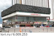 Купить «Концертный зал. Измайловское шоссе. Москва», фото № 6009253, снято 13 июня 2014 г. (c) Екатерина Овсянникова / Фотобанк Лори