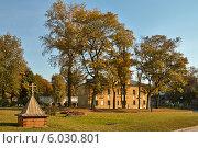 Купить «Спасо-Андроников монастырь», фото № 6030801, снято 2 октября 2005 г. (c) Александр Смаков / Фотобанк Лори