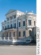 Дом пароходчика Мешкова (2012 год). Редакционное фото, фотограф Elena Monakhova / Фотобанк Лори