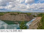 Озеро. Стоковое фото, фотограф Aleksandr Tishkov / Фотобанк Лори