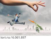 Купить «Business motivation», фото № 6061897, снято 23 января 2019 г. (c) Sergey Nivens / Фотобанк Лори