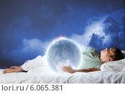 Night dreaming. Стоковое фото, фотограф Sergey Nivens / Фотобанк Лори