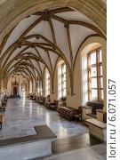 Купить «Один из холлов ратуши. Вроцлав. Польша», фото № 6071057, снято 4 августа 2013 г. (c) Андрей Андронов / Фотобанк Лори