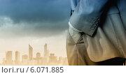 Купить «Bossy businessman», фото № 6071885, снято 16 августа 2013 г. (c) Sergey Nivens / Фотобанк Лори