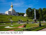 Петродворец (2014 год). Редакционное фото, фотограф Анна Алексеенко / Фотобанк Лори