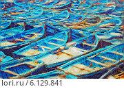 Купить «Рыбацкие лодки», иллюстрация № 6129841 (c) Виктор Застольский / Фотобанк Лори