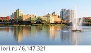 Купить «Челябинский государственный краеведческий музей, Челябинск», эксклюзивное фото № 6147321, снято 14 июля 2014 г. (c) Артём Крылов / Фотобанк Лори