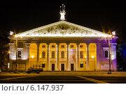 Театр оперы и балета (2013 год). Редакционное фото, фотограф Александр Tолстой / Фотобанк Лори