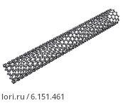 Купить «Углеродные нанотрубки», иллюстрация № 6151461 (c) Сергей Куров / Фотобанк Лори