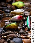 Купить «Приманка для рыбной ловли», фото № 6156941, снято 19 июля 2014 г. (c) Андрей Оршак / Фотобанк Лори
