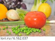 Свежие овощи. Стоковое фото, фотограф Татьяна Едренкина / Фотобанк Лори