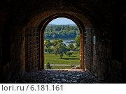 Белград - ворота крепости Калемегдан (2011 год). Стоковое фото, фотограф Петр Ерохин / Фотобанк Лори