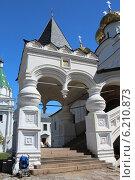 Купить «Ипатьевский монастырь», фото № 6210873, снято 12 июля 2014 г. (c) Плотников Михаил / Фотобанк Лори
