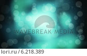 Купить «Blue abstract design with circle», видеоролик № 6218389, снято 10 декабря 2018 г. (c) Wavebreak Media / Фотобанк Лори