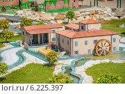 Италия в миниатюре (2014 год). Стоковое фото, фотограф Елена Медведева / Фотобанк Лори