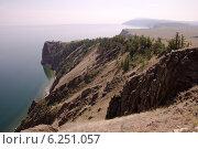 Купить «Берег Байкала на острове», фото № 6251057, снято 13 июля 2014 г. (c) Вероника Денега / Фотобанк Лори