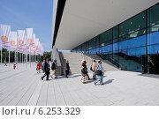 Berlin, Germany, delegates on the way to 3rd ITUC World Congress (2014 год). Редакционное фото, агентство Caro Photoagency / Фотобанк Лори
