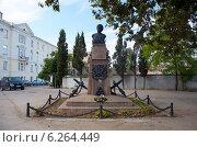 Купить «Памятник матросу Кошке. Севастополь.», фото № 6264449, снято 4 августа 2014 г. (c) Ирина Балина / Фотобанк Лори