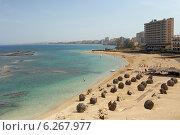 Купить «Famagusta, Turk Republic of Northern Cyprus, the former holiday resort of Varosha», фото № 6267977, снято 18 апреля 2010 г. (c) Caro Photoagency / Фотобанк Лори