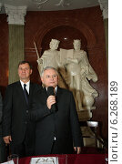 Poznan, Poland, Jaroslaw Kaczynski, the PiS candidate for the presidential elections (2010 год). Редакционное фото, агентство Caro Photoagency / Фотобанк Лори
