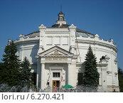 """Панорама """"Оборона Севастополя"""" (2009 год). Редакционное фото, фотограф Анатолий Киренков / Фотобанк Лори"""