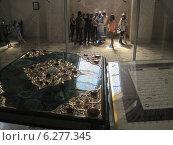Музейный комплекс г. Болгары Татарстан, Золотой Коран (2013 год). Редакционное фото, фотограф Софья Решетникова / Фотобанк Лори