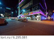 Рождественский Таллин: бизнес мол (2013 год). Редакционное фото, фотограф Евгений Малахов / Фотобанк Лори