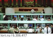Купить «Istanbul Stock Boerse», фото № 6306417, снято 21 мая 2002 г. (c) Caro Photoagency / Фотобанк Лори