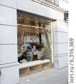 Bartek Janusz flagship salon on Wilcza Street. Редакционное фото, агентство BE&W Photo / Фотобанк Лори